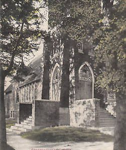 D9342 IA, Perry Congregational Church Postcard