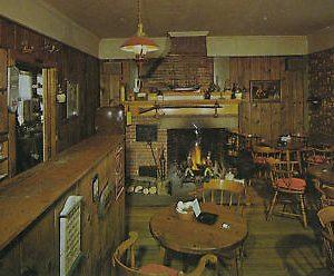 F8745 NH, Fitzwilliam Inn Pub Postcard