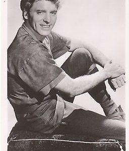 G0868 Burt Lancaster Photo Postcard