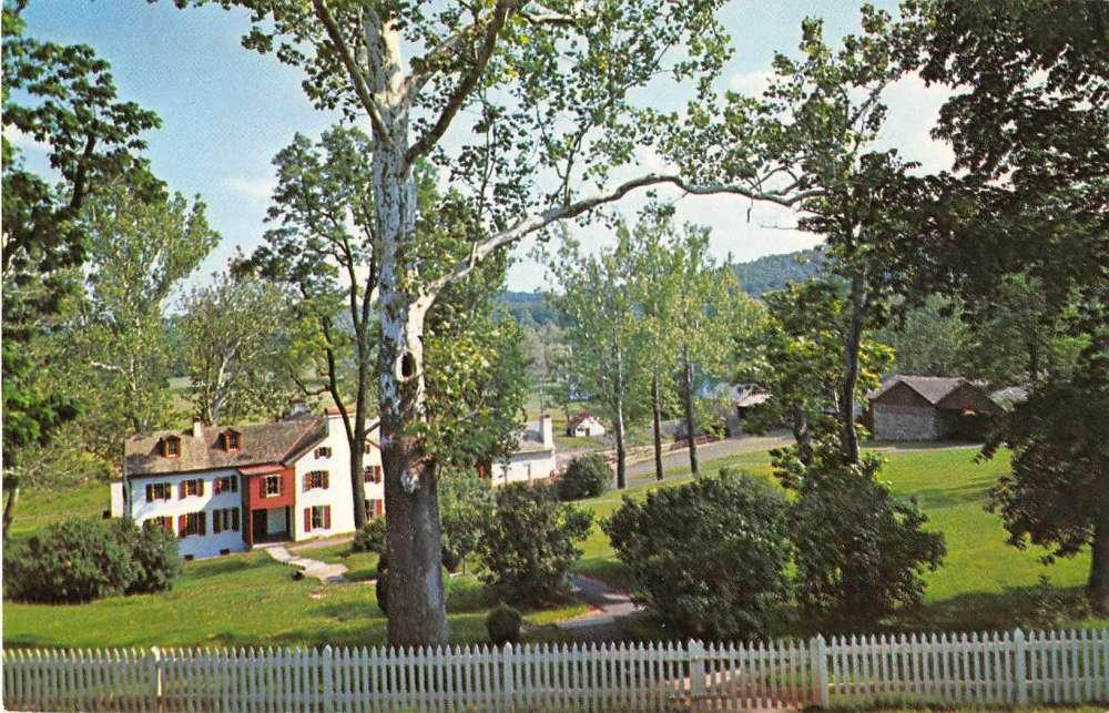 Hopewell Virginia Scenic View Vintage Postcard J52465