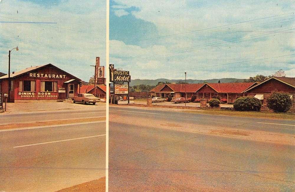Motel  In Virginia