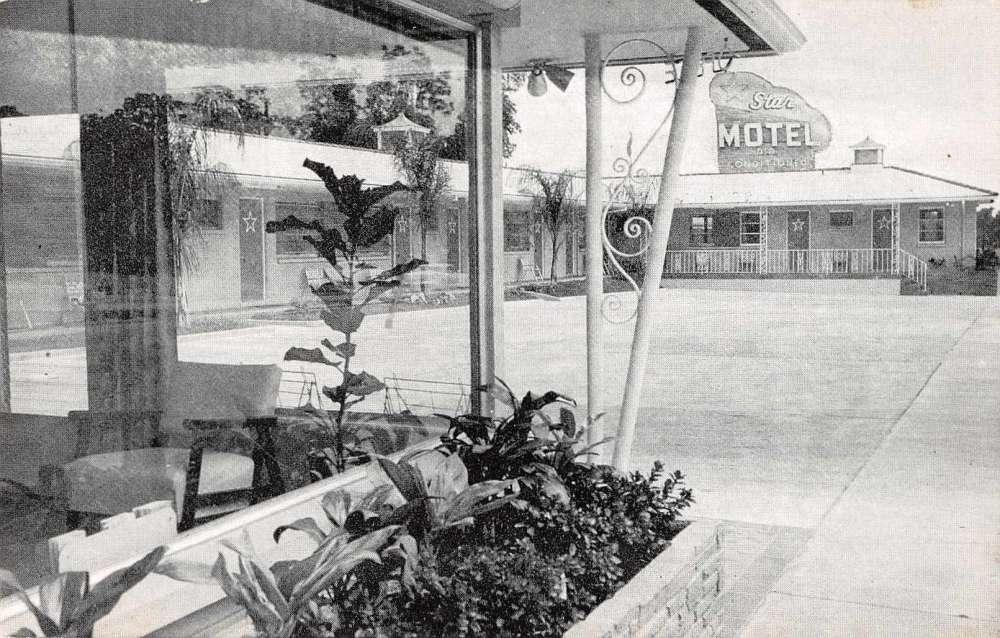 Star Motel Ocala Florida