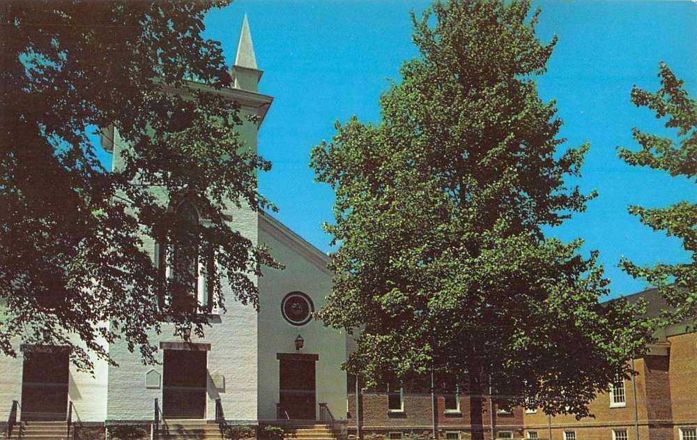 Rockaway New Jersey Presbyterian Church Street View