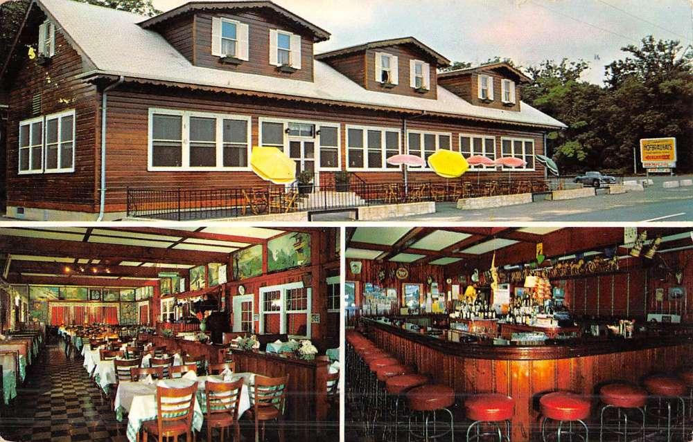 Atlantic Highlands New Jersey Doppelts Holbrauhaus Vintage