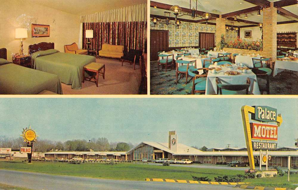 Palace Motel New Bern Nc