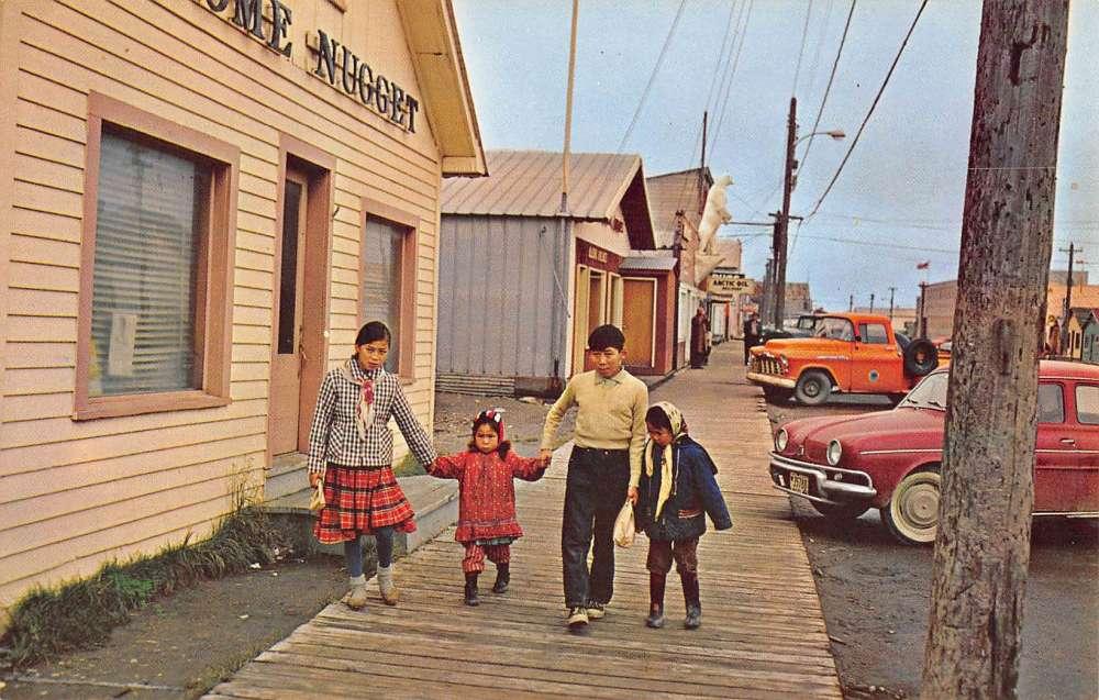 Personals in nome alaska