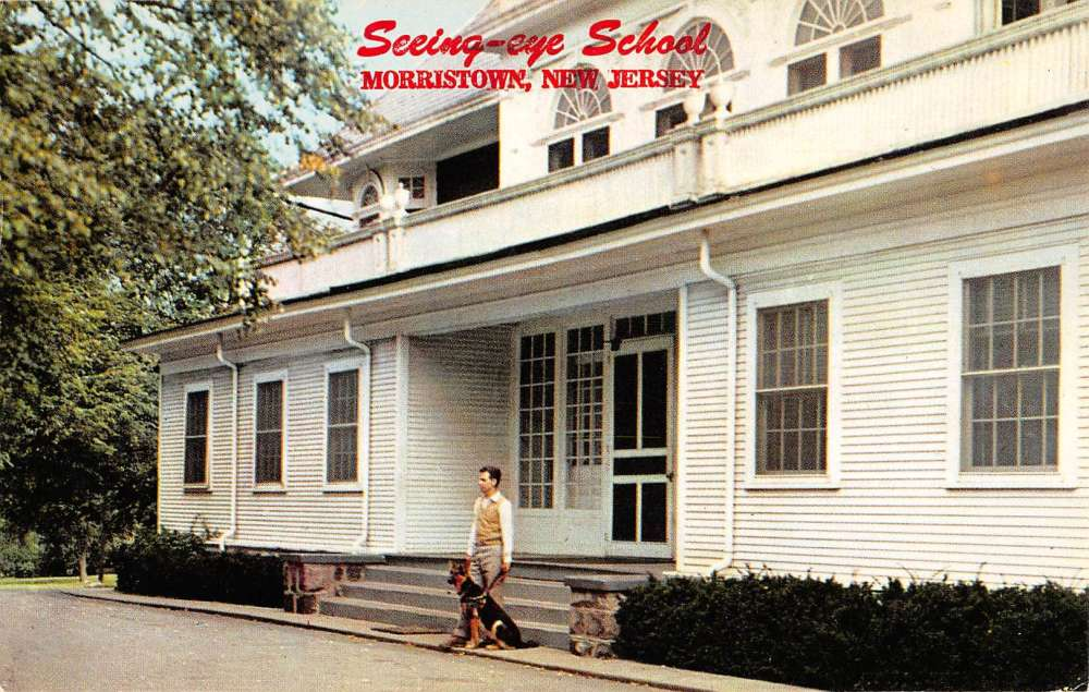 Morristown New Jersey Seeing Eye School Street View