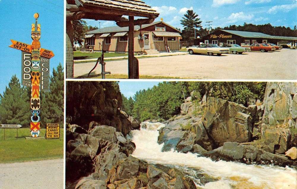 Vintage Wisconsin Travel Books