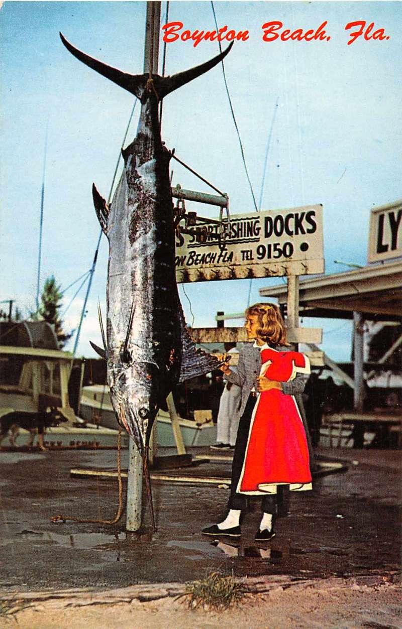 Boynton beach florida charter boat fishing blue marlin for Boynton beach fishing