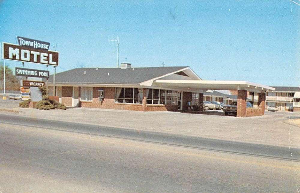 Motel  Hot Springs Arkansas
