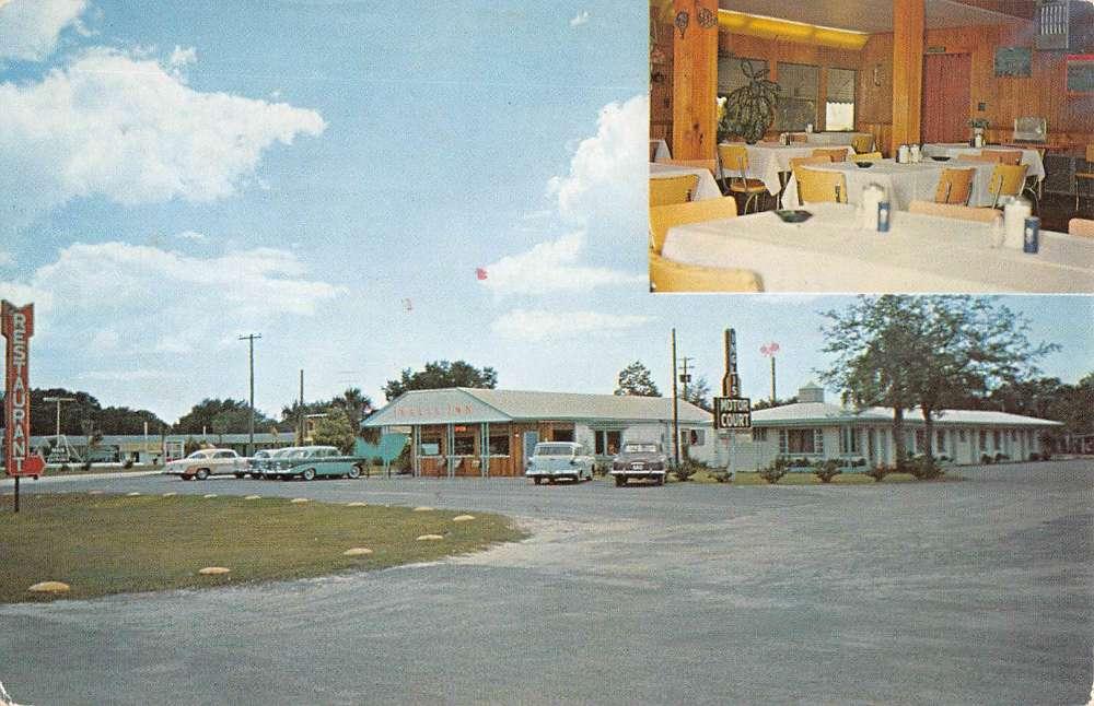 Motels Inglis Fl